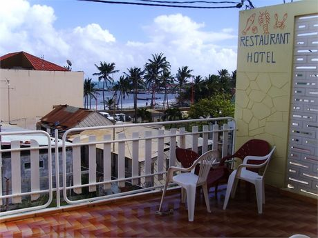 vente hotel en martinique