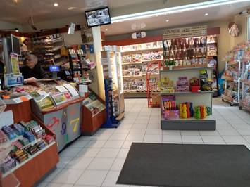 photo 4 - Vente - Tabac - Loisirs - Loto - Papeterie - Presse - Ain (01) 275 000 €