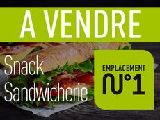 Vente - Restaurant rapide - Point chaud - Sandwicherie - Montpellier (34000)