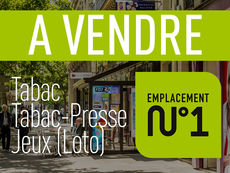 Vente - Tabac - Librairie - Presse - Toulouse (31000)