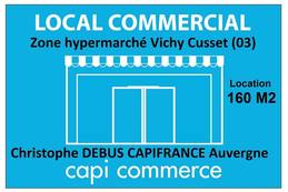 Location Local Commercial - Allier (03)