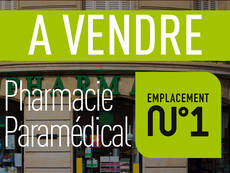 Vente - Pharmacie - Haute-Garonne (31)