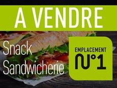 Vente - Restaurant rapide - Point chaud - Sandwicherie - Snack - Montpellier (34000)