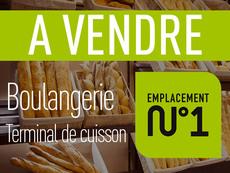 Vente - Boulangerie - Pâtisserie - Traiteur - Terminal de cuisson - Nimes (30000)