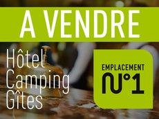 Vente - Bar - Hôtel - Restaurant - Aubenas (07200)