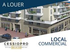Location Local Commercial - Cagnes-sur-Mer (06800)