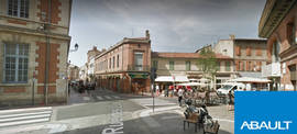 Vente - Restaurant - Restaurant rapide - Licence III - Snack - Toulouse (31000)