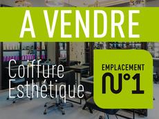 Vente - Centre esthétique - Institut de beauté - Salon de coiffure - Nimes (30000)