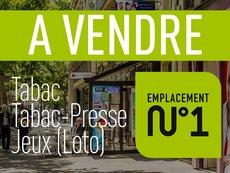 Vente - Tabac - Librairie - Presse - Ajaccio (20000)