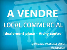 Vente de murs de boutique - Allier (03)