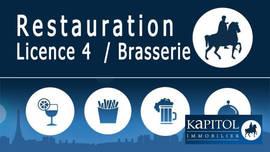 Vente - Bar - Brasserie - Restaurant - Licence IV - Levallois-Perret (92300)