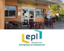 Vente - Bar - Epicerie - Terminal de cuisson - Limoux (11300)