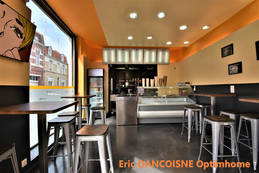 Vente - Bar - Restaurant rapide - Pizzeria - Crêperie - Nord (59)