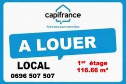 Location Local Commercial - Martinique (972)