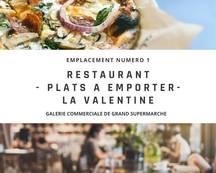Vente - Bar - Brasserie - Restaurant - Restaurant rapide - Tabac - Pizzeria - Café - Sandwicherie - Vente à emporter - Marseille 11ème (13011)