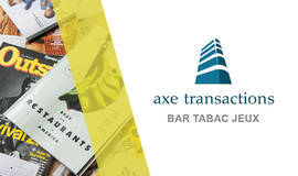 Vente - Bar - Tabac - FDJ - Licence IV - Loterie - Loto - Presse - Loir-et-Cher (41)