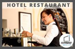 Vente - Hôtel - Hotel bureau - Aix-les-Bains (73100)
