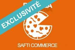 Vente - Restaurant rapide - Pizzeria - Point chaud - Snack - Vente à emporter - Saint-Avé (56890)
