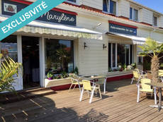 Vente - Bar - Brasserie - Camiers (62176)