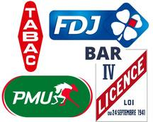 Vente - Bar - Brasserie - Restaurant - Restaurant rapide - Tabac - Café - Civette - Licence IV - Loto - PMU - Sandwicherie - Vente à emporter - Bouches-du-Rhône (13)