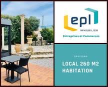 Vente Entrepôt / Local d'activités - Narbonne (11100)