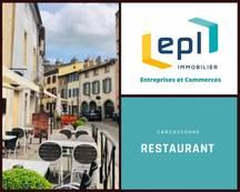 Vente - Restaurant - Carcassonne (11000)