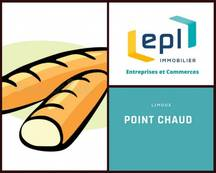 Vente - Point chaud - Snack - Limoux (11300)