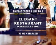 Vente - Bar - Brasserie - Restaurant - Tabac - Café - Marseille 2ème (13002)
