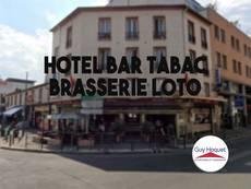Vente - Bar - Brasserie - Hôtel - Tabac - Loto - Orgeval (78630)