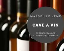 Vente - Cave à vins - Marseille 4ème (13004)