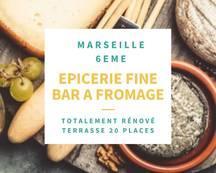 Vente - Bar - Brasserie - Restaurant - Restaurant rapide - Tabac - Salon de thé - Café - Epicerie - Marseille 6ème (13006)