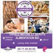 Vente - Alimentation - Bio - Hérault (34)