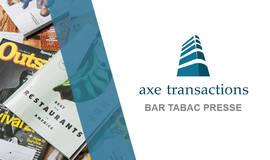 Vente - Bar - Restaurant - Restaurant du midi - Tabac - Café - FDJ - Licence IV - Loto - Loir-et-Cher (41)