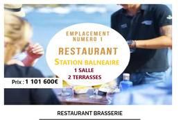 Vente - Bar - Brasserie - Restaurant - Restaurant rapide - Tabac - Café - Crêperie - Wimereux (62930)