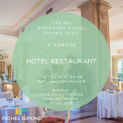 Vente - Bar - Brasserie - Hôtel - Restaurant - Lot-et-Garonne (47)