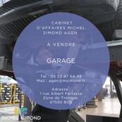 Vente - Garage - Pièces Détachées - Dordogne (24)