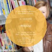 Vente - Tabac - Carterie - FDJ - Librairie - Loto - Presse - Dordogne (24)