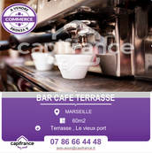 Vente - Bar - Brasserie - Tabac - Bouches-du-Rhône (13)