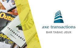 Vente - Bar - Tabac - Bimbeloterie - FDJ - Licence IV - Loterie - Loto - PMU - Rapido - Ille-et-Vilaine (35)