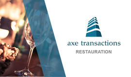 Vente - Brasserie - Restaurant - Restaurant du midi - Restaurant gastronomique - Morbihan (56)
