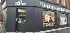 Vente - Alimentation - Epicerie - Salon de coiffure - Superette - Amiens (80090)